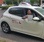 ADIT Driving School - Pupil Driving Test Pass